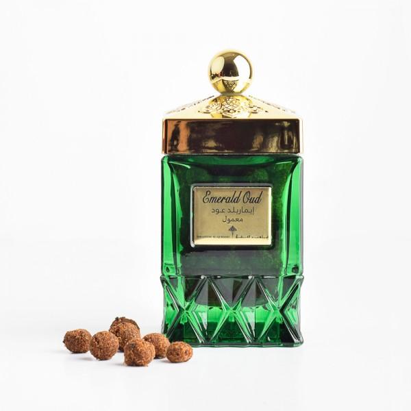 Bakhoor - Maamoul Emerald Oud