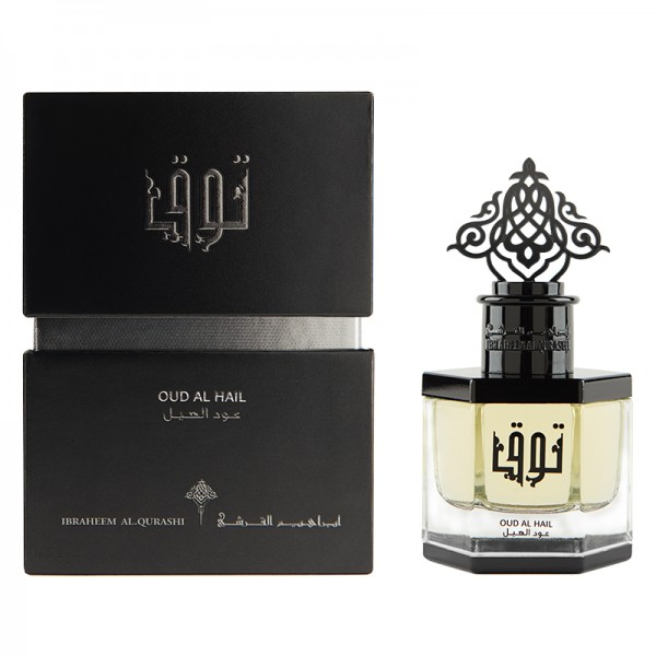 TOQ OUD HAIL (BLACK)